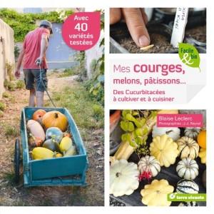 vignette de 'Mes courges, melons, pâtissons (Blaise Leclerc)'