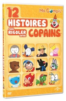 """Afficher """"Ma Compil'- 12 Histoires rigoler entre copains"""""""