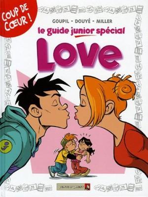 """Afficher """"Le guide junior spécial love"""""""