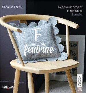 vignette de 'F comme feutrine (Christine Leech)'