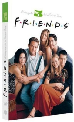 "Afficher ""Friends n° 5 Friends - saison 5"""