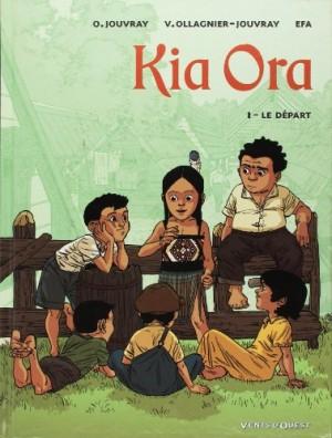 """Afficher """"Kia Ora n° 1 Le Départ"""""""