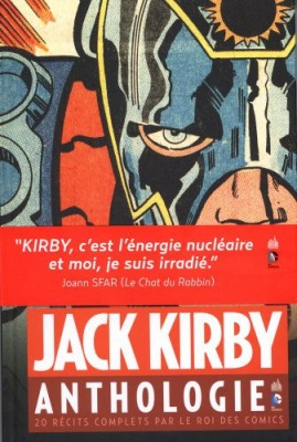 "Afficher ""Jack Kirby anthologie"""