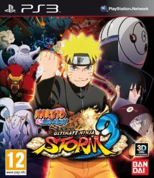 "Afficher ""Naruto Shippuden : Ultimate Ninja Storm 3"""
