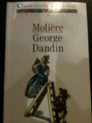 """Afficher """"George Dandin ou le Mari confondu"""""""