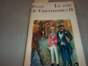 """Afficher """"A la Recherche du temps perdu n° 4 Le Côté de Guermantes II"""""""
