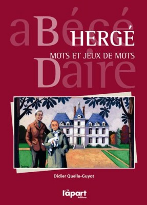 """Afficher """"Hergé, mots et jeux de mots"""""""