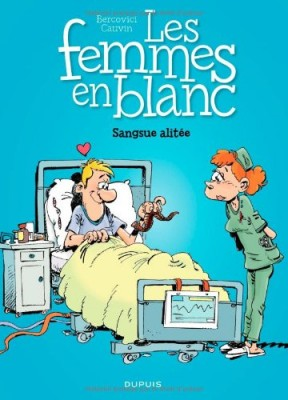 "Afficher ""Les Femmes en blanc n° 33 Sangsue alitée"""