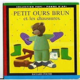 """Afficher """"Petit ours brun et les chaussures"""""""