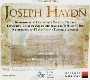 """Afficher """"Symphonie no. 44 en Mi mineur """"Funèbre"""""""""""