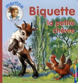 """Afficher """"Biquette, la petite chèvre"""""""