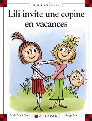 """Afficher """"Max et Lili n° 105 Lili invite une copine en vacances"""""""