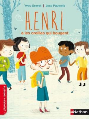vignette de 'Henri n° 1<br /> Henri a les oreilles qui bougent (Yves Grevet)'