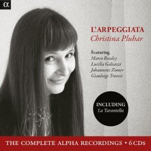 "Afficher ""L' Arpeggiata dirigée par Christina Pluhar"""