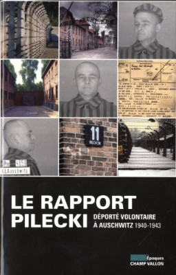 vignette de 'rapport Pilecki (Le) (Witold Pilecki)'