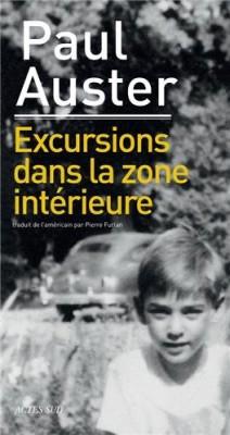 """Afficher """"Excursion dans la zone intérieure"""""""
