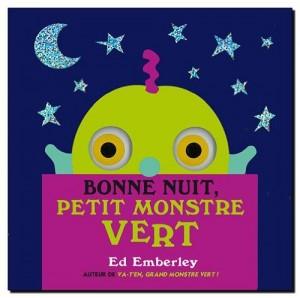 """Afficher """"Bonne nuit, petit monstre vert"""""""