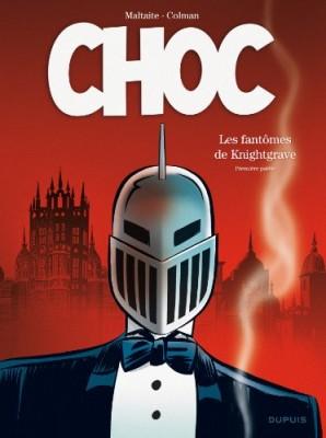 """Afficher """"Choc n° 1 Les fantômes de Knightgrave"""""""