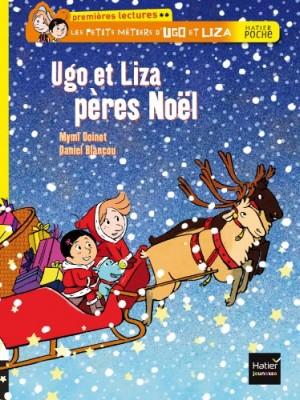"""Afficher """"Les petits métiers d'Ugo et Liza Ugo et Liza pères Noël"""""""