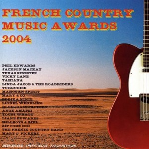 vignette de 'French country music awards 2004'