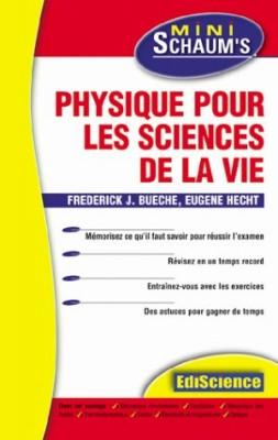 """Afficher """"Physique pour les sciences de la vie"""""""