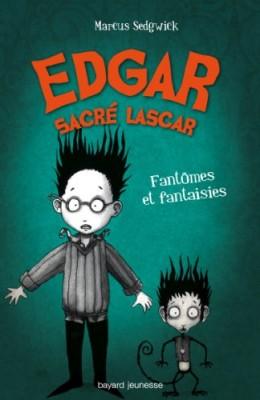 """Afficher """"Edgar sacré lascar n° 2 Fantômes et fantaisies"""""""
