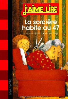 """Afficher """"La sorcière habite au 47"""""""