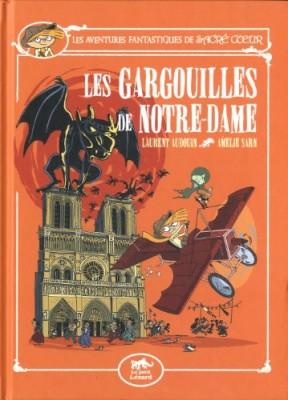 """Afficher """"Les aventures fantastiques de Sacré-CoeurLes gargouilles de Notre-Dame"""""""