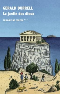 """Afficher """"Trilogie de Corfou n° 3Le jardin des dieux"""""""