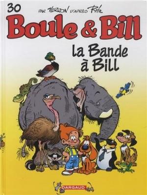 """Afficher """"Boule et Bill n° 30 La bande à Bill"""""""