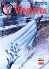 "Afficher ""V pour vendetta n° 4V pour vendetta . n° 4Valérie"""