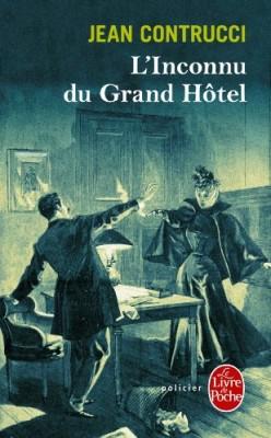 """Afficher """"Les nouveaux mystères de Marseille L'inconnu du Grand Hôtel"""""""