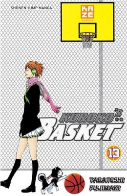 "Afficher ""Kuroko's basket n° 13"""
