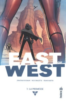 vignette de 'East of West n° 1<br /> La promesse (Jonathan Hickman)'