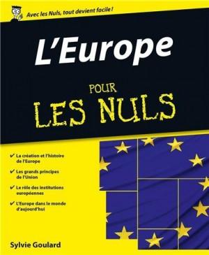 """Afficher """"L'Europe pour les nuls"""""""