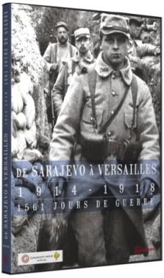 "Afficher ""De Sarajevo à Versailles"""