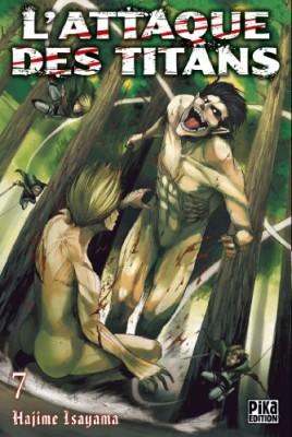 """Afficher """"L'attaque des titans n° 7"""""""