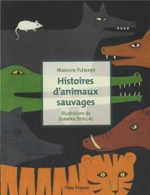 "Afficher ""Histoires d'animaux sauvages"""