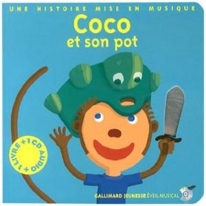 """Afficher """"Coco et son pot"""""""