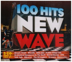 "Afficher ""100 hits new wave"""