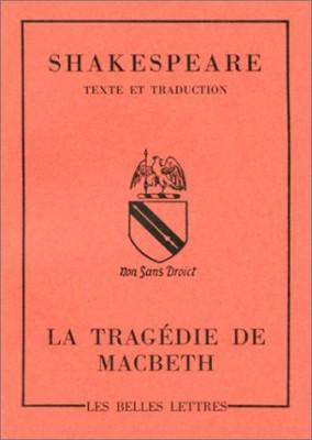 """Afficher """"Tragédie de Macbeth (La)"""""""