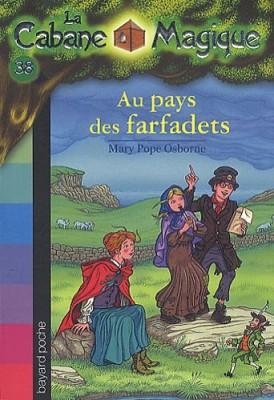 """Afficher """"La cabane magique n° 38 Au pays des farfadets"""""""