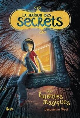 """Afficher """"La maison des secrets n° 1 Les lunettes magiques"""""""