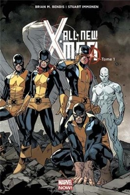 "Afficher ""All-new X-Men n° 1 X-Men d'hier"""