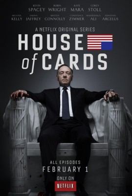 "Afficher ""House of Cards - Saison 1"""