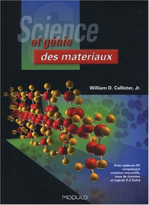 """Afficher """"Science et génie des matériaux"""""""