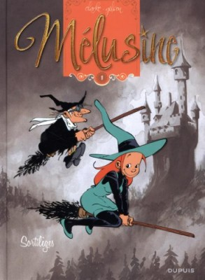 "Afficher ""Mélusine n° 1Sortilèges"""