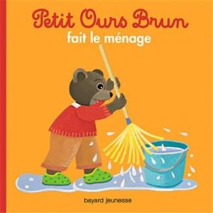 """Afficher """"Petit Ours brun Petit Ours brun fait le ménage"""""""