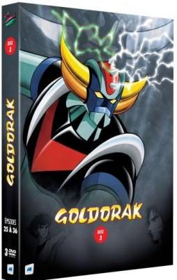 """Afficher """"Goldorak - Box 3"""""""