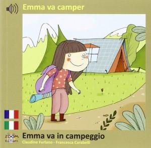 "Afficher ""Emma va camper"""